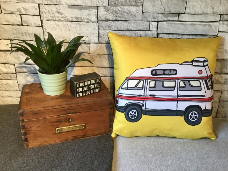 Campervan Retro